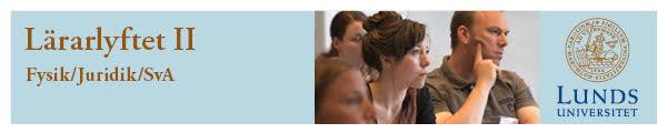 ANNONS: Läs Lärarlyftet II vid Lund universitet