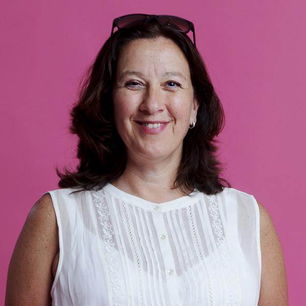 Marie Gladh.