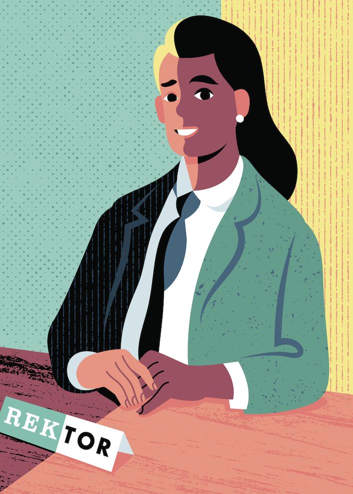 Fördelar med delat rektorskap