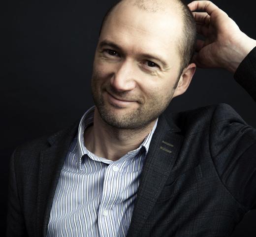 Camilo von Greiff har en bakgrund som nationalekonom och kommer närmast från en tjänst som enhetschef på Riksrevisionen.Foto Joel Nilsson.