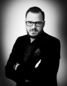 Mikael Bruér,författare och universitetsadjunkt vid Malmö universitet.