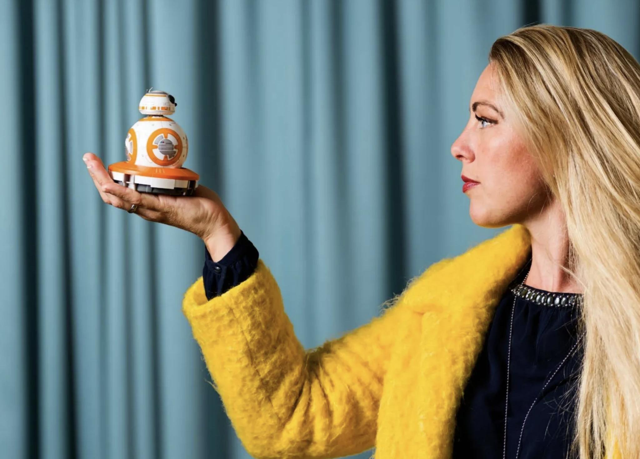 Susanne Kjällander om digitalisering i förskolan.