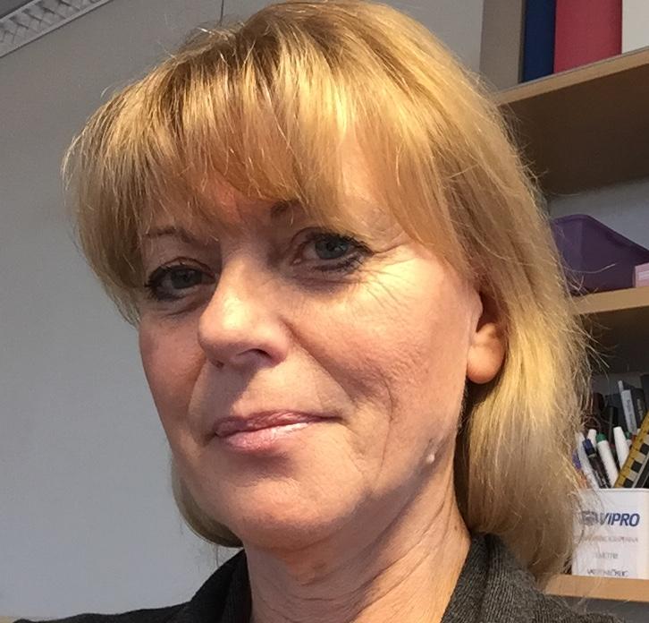 Margaretha Häggström