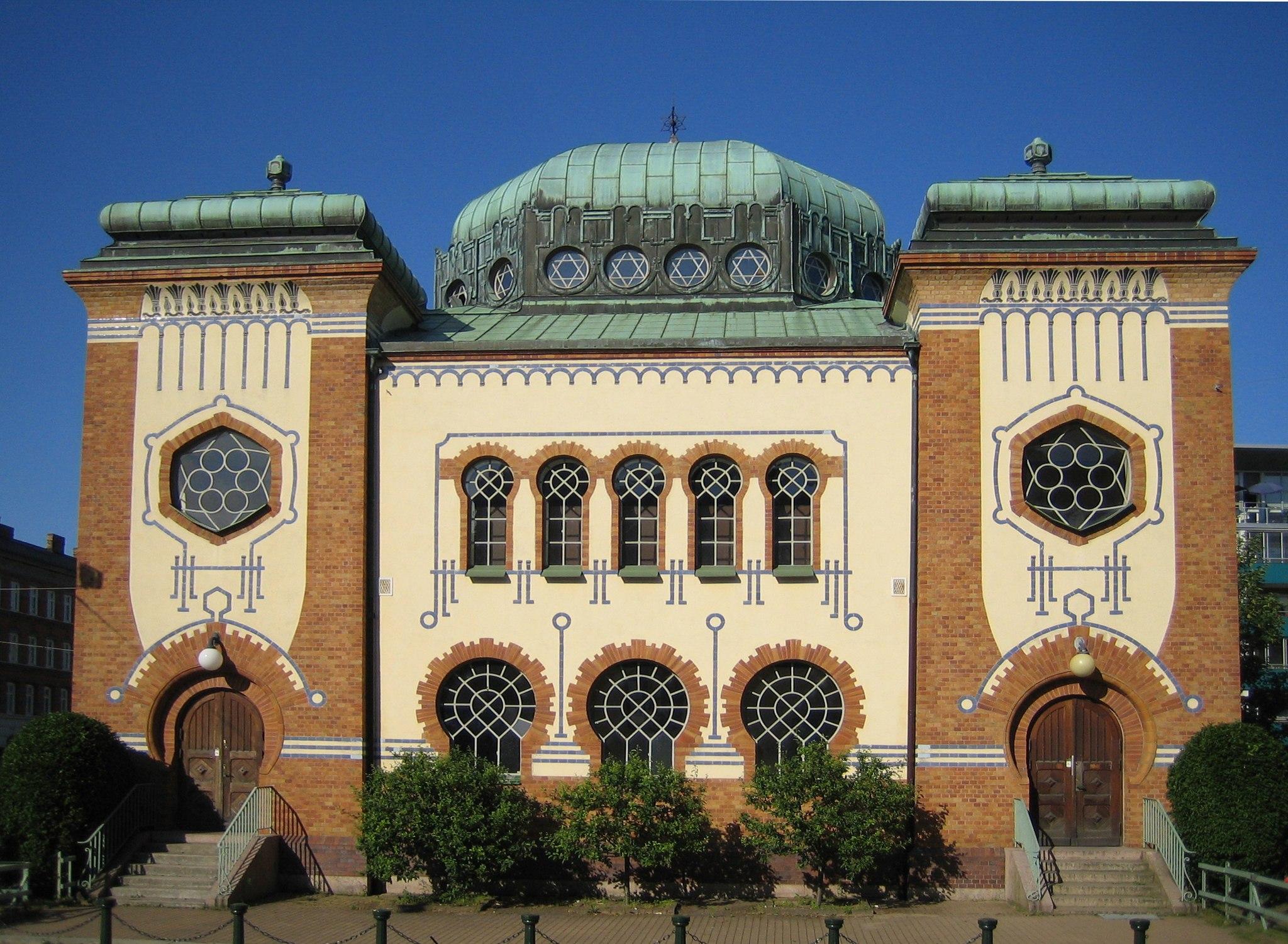 Malmö ortodoxa synagoga